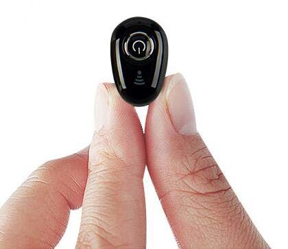 Handsfree Wireles Mini Stereo Android Mobile Bluetooth V4.1 Headset Earphone pictures & photos