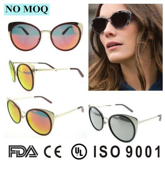 df97f5ef93 2019 China Wholesale Lentes De Sol Custom Sun Glasses Metal Cheap Polarized  Sunglasses pictures & photos