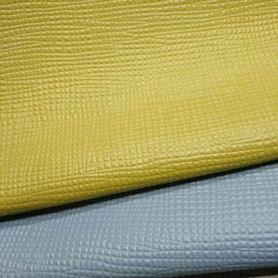 Special PVC Artificial Leather for Contract Use