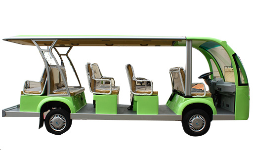 Small Electric Bus Electric Tourist Bus Electric Shuttle Bus pictures & photos