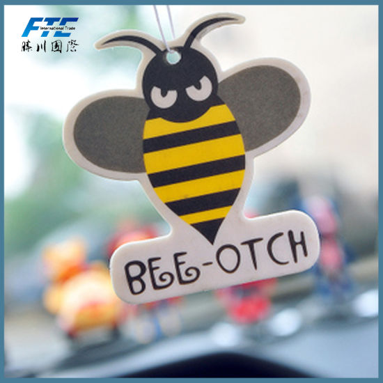 Personlized Promotional Ceramic Car Air Freshener pictures & photos