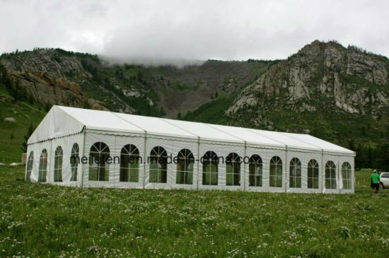 Customized Size Guangzhou Big Luxury Wedding Marquee Tent Manufacturer pictures & photos