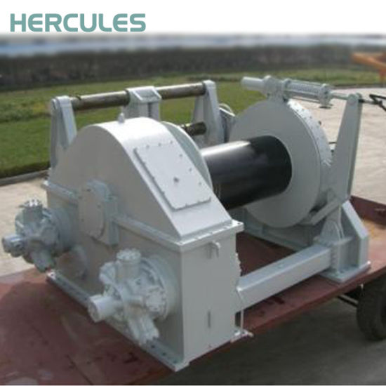 Electric Wire Rope Winch for Lifting Job pictures & photos