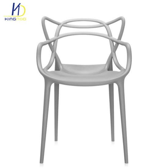 China Factory Price Plastic PP Chair Italian Design Kartel Master ...