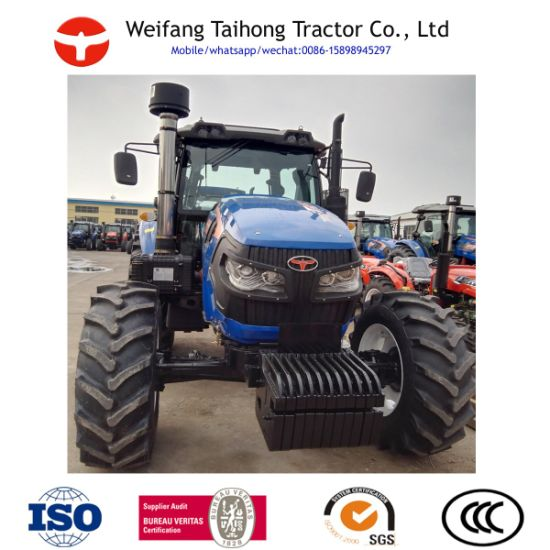 Taihong 4WD Tractor 130HP/140HP/150HP/160HP Farm Tractor with Ce