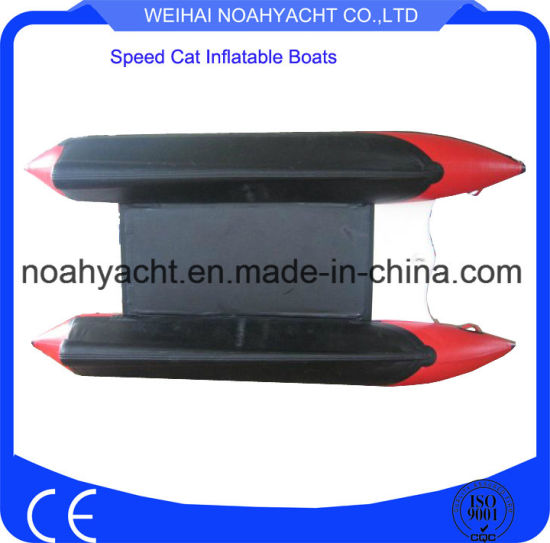 Made in China Small Aluminum or Plywood Speed Racing Boats for Sale pictures & photos