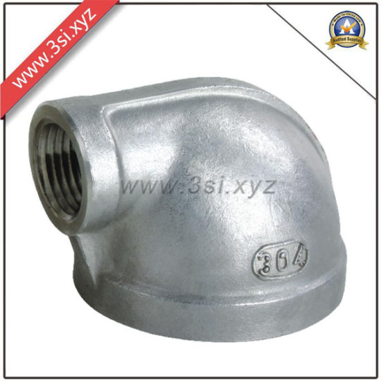 Red 90 Degree Elbow (YZF-L023)