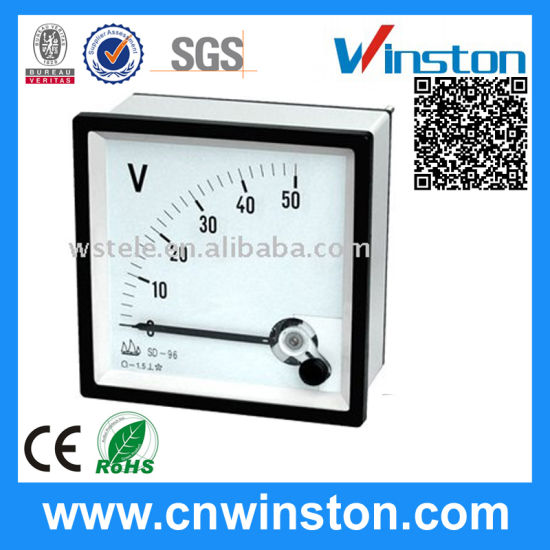 96 Maximum Demand Ammeter with CE