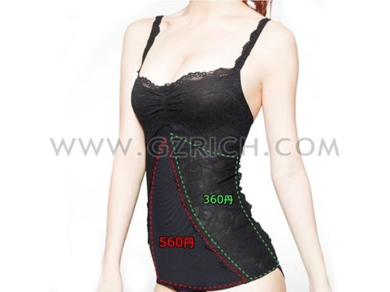 Garment Sexy Vest Slim Body Slimming Vest pictures & photos