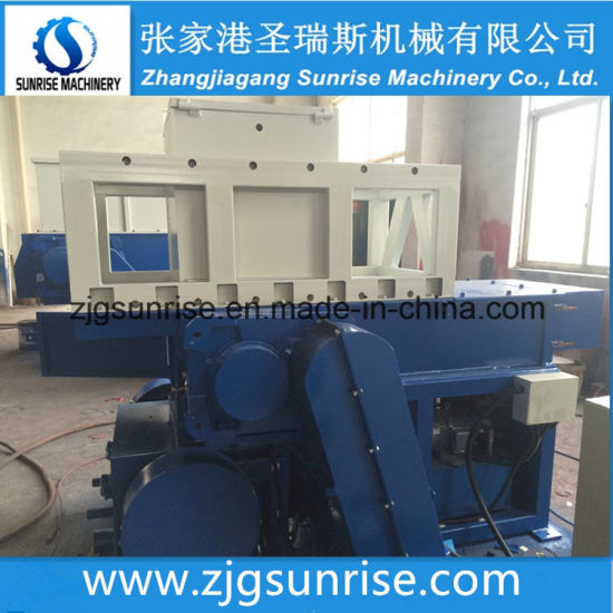 New Design Single Shaft Shredder Pipe Shredder pictures & photos