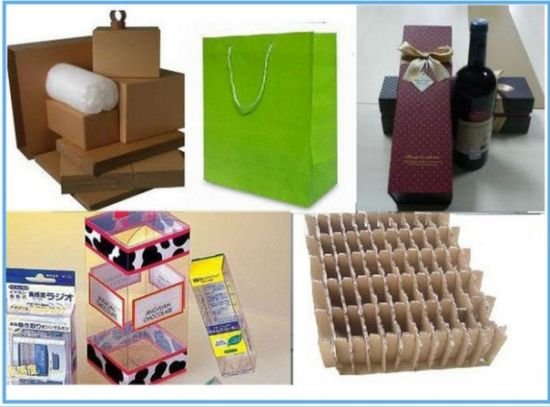 Multi Functional Corrugated Cardboard Printing Press pictures & photos