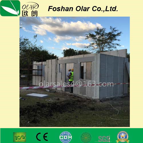 100% Asbestos Free EPS Sandwich Partion Board (Prefabricated) pictures & photos