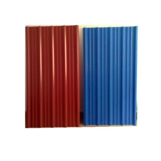 Gi Corrugated Steel Colour Coated Roofing Sheet for Houses