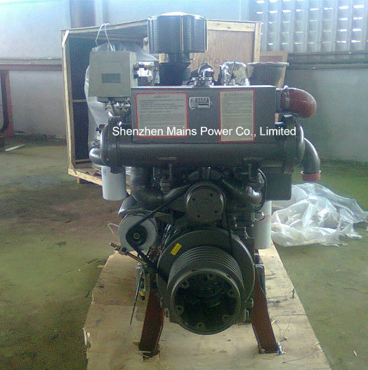 510HP Yuchai Marine Diesel Engine Fishing Boat Motor Cargo Vessel pictures & photos