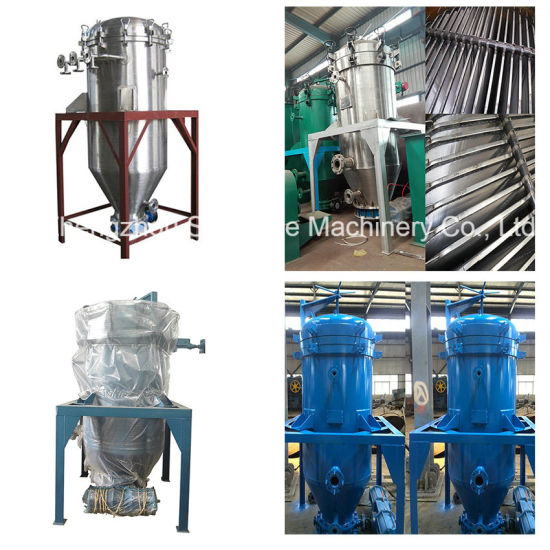 Stainless Steel Coconut Sunflower Oil Filter Making Machinery pictures & photos