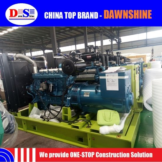 Silent Diesel Generator Spare Parts Weichai 125 kVA Electric Generator pictures & photos