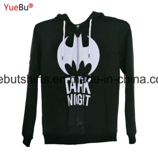 Wholesale 100% Cotton Fashion Men Hoodies pictures & photos
