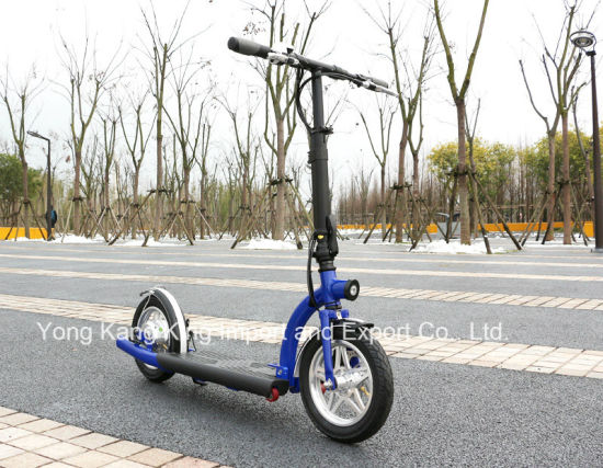 12inch Wheel Lithium Battery E Scooter (ES-1201)
