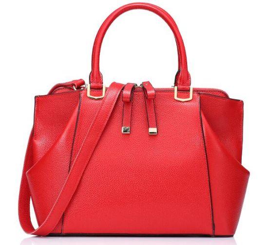 China Guangzhou Wholesale Fashion Lady PU Large Soft Leather Handbag  (ZX10317) pictures   photos 52dc22da4ffe2