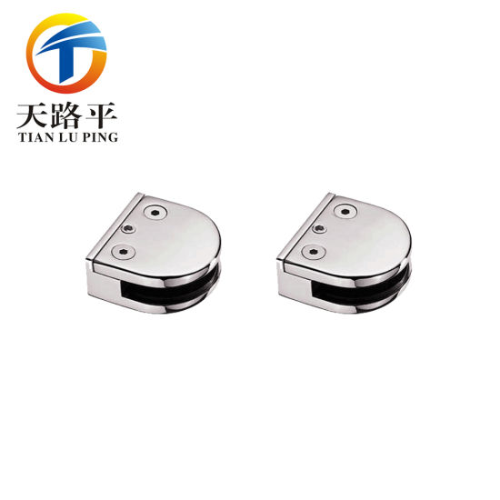 Casting Customized Stainless Steel Glass Clamp Building Hardware pictures & photos