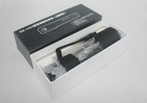 Hot Self Defense Stun with LED Flashlight (TW 1101) pictures & photos
