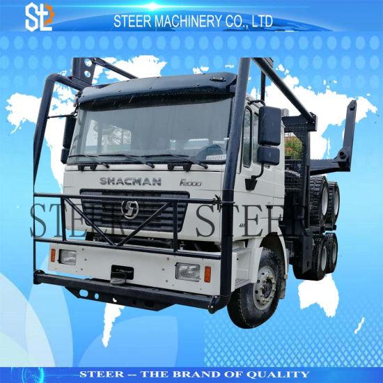 Wood Logging Transportation Truck Log Equipment for Sale