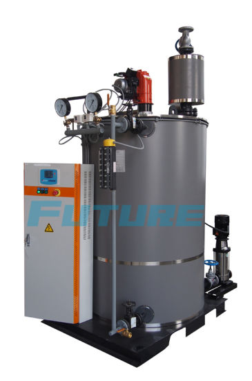 China 100kg/H Small Compact Steam Boiler - China Compact Steam ...