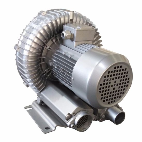 4kw Single Stage Air Vortex Blower for Swimming Pool Aeration