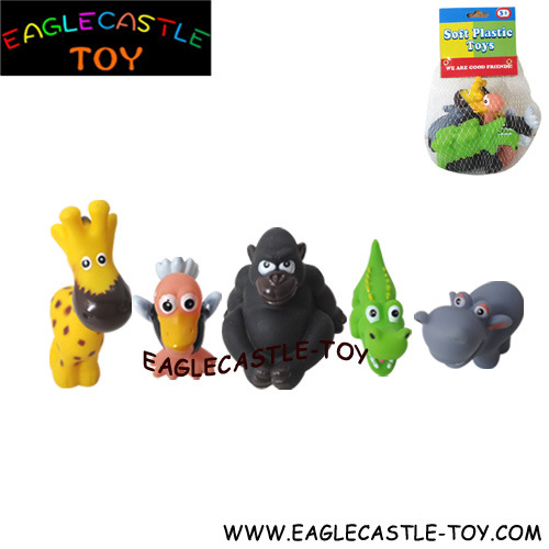 Children Soft Plastic Toys (CXT14626)