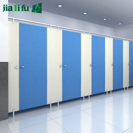 Factory Direct Sale Stainless Steel Toilet Partition Cubicle pictures & photos