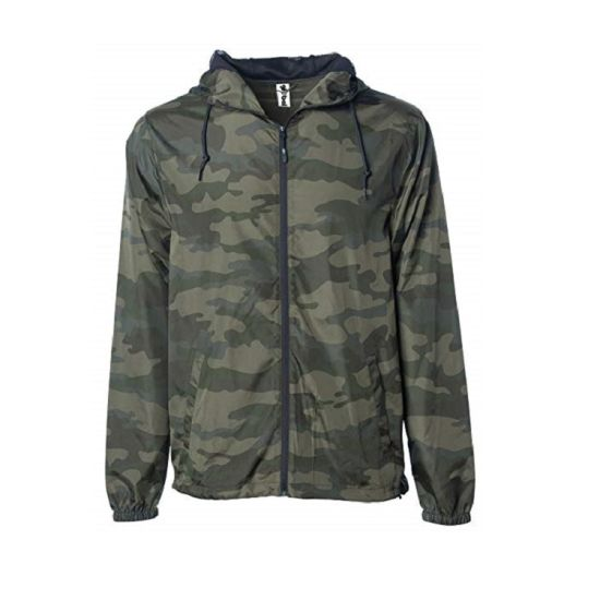 big clearance sale lovely luster fashion style China Mens Camo Hunting Rain Jacket - China Hunter Rain ...