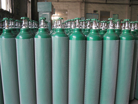 Cga540-Type Oxygen Cylinders 10L pictures & photos