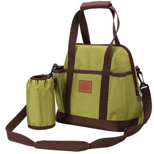 Nylon Polyester Baby Changing Bag Diaper Bag Mummy Bag