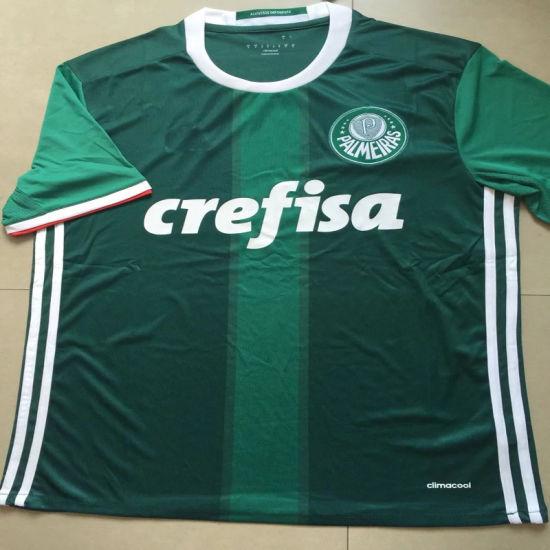 a0d812d74 China 2016 2017 Season Palmeiras Soccer Jersey
