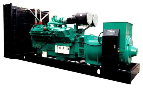 880kVA Standby Power Cummins Industrial Diesel Generator Set pictures & photos
