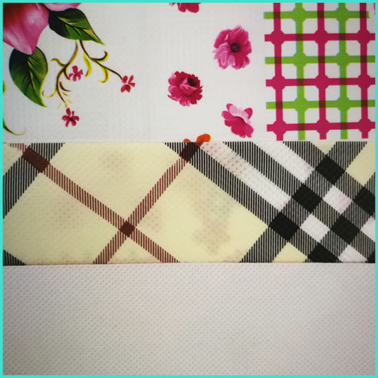 Customized PP Nonwoven Anti-Static Oil Proof Table Cloth