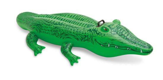 Alligator Rafting Inflatable PVC Crocodile Float pictures & photos