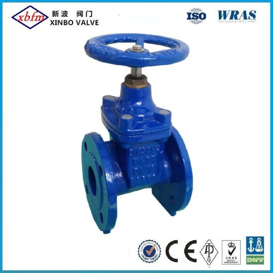 Non-Rising Stem Metal to Metal Seated Gate Valves DIN 3352-F4 pictures & photos