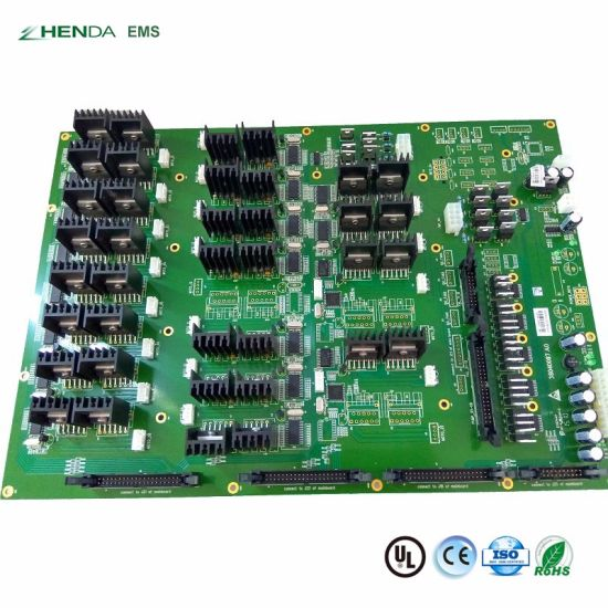Taxi Meter PCB Circuit Board Assembly PCBA pictures & photos