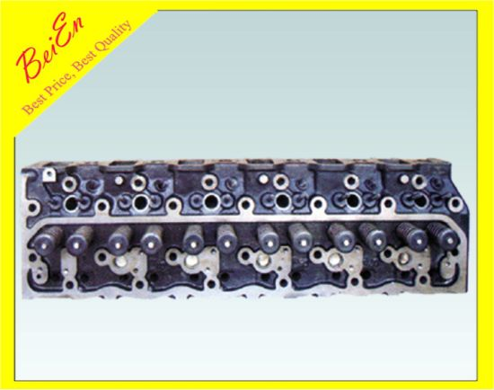 Cylinder Head for Excavator Engine 6bd1/6bg1 (Part Number: 1111106010)