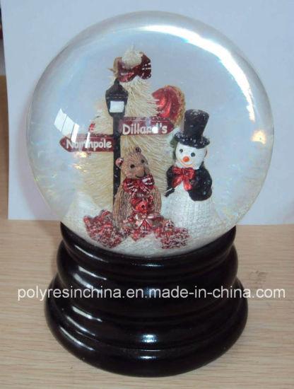 china resin gifts of snow globe crafts china resin gifts resin crafts