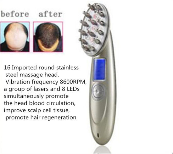 21 Laser B Hair Loss Regrowth System Revere 21r Treatment Dht Balding