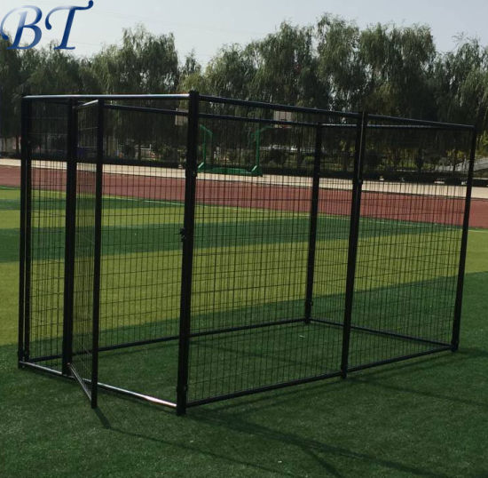 Heavy Duty 1.8m Metal Wire Cages Dog Run Kennel pictures & photos