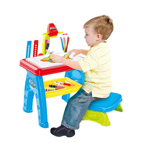 Children Learning Table Drawing Board Intellectual Toy (H6094045)