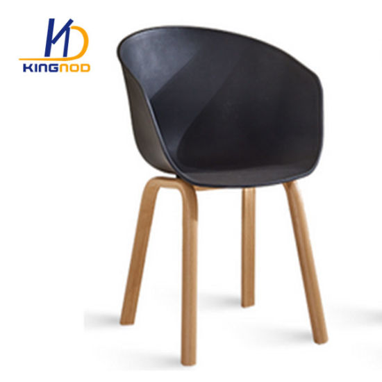 Replica Hay About a Chair Metal Leg Dining Plastic Chair