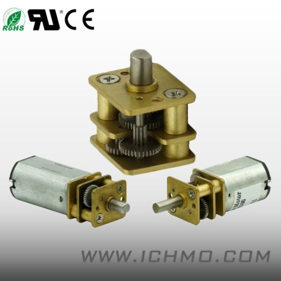 12mm Small Spur Gearbox DC Gear Shared Bike Motor