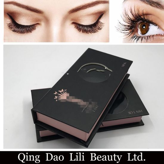 Ups Free Shipping 200 Pairs Wholesale 3d Mink Lashes Vendors Mink Eyelashes Beauty Product Custom Packaging Box Makeup Cosmetics Latest Technology False Eyelashes
