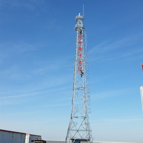 Angle Steel Antenna Tower GSM Tower Telecom Communication Self Supporting Tower pictures & photos