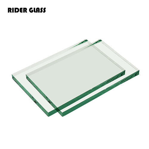 Super White High Quality 2-19mm Low Iron Ultra Clear Float Glass Price for Sale Manufacturer pictures & photos