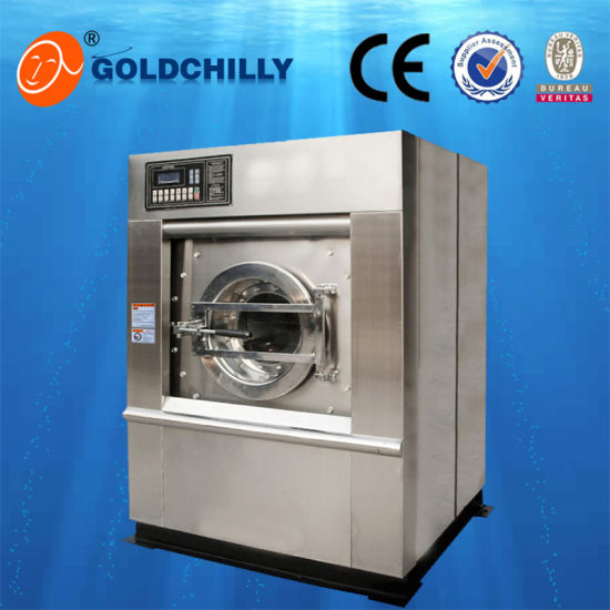Commercial Laundry Equipment with Full Automatic Washing Machine and Dryer